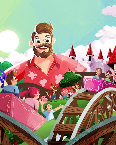 Imagen de La fiesta del gigante