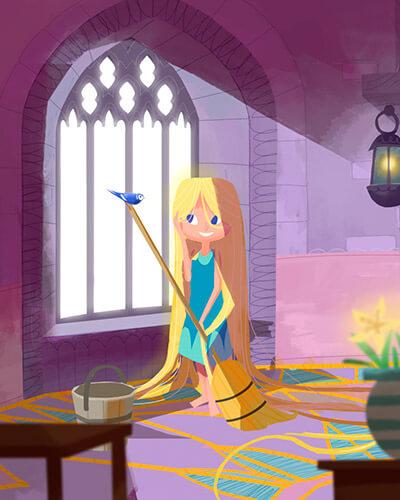Imagen de Rapunzel