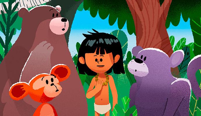 Imagen de La Prueba de Mowgli